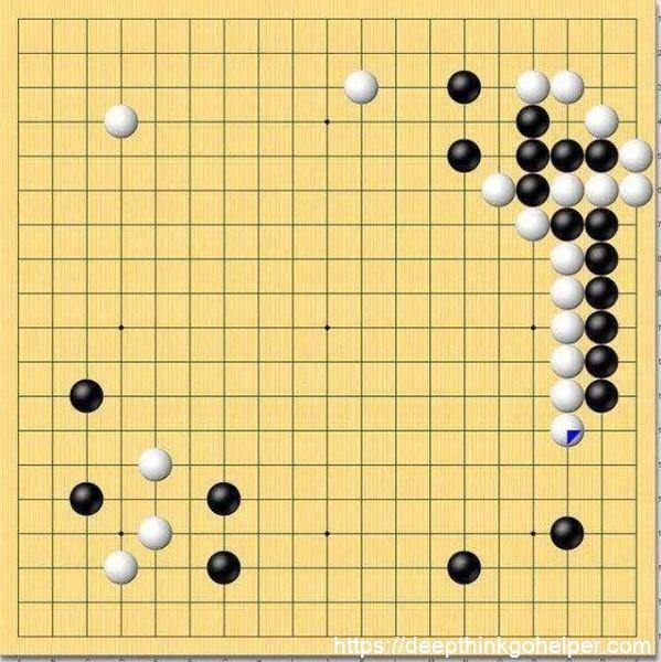 围棋棋盘交叉点_围棋简介、术语以及口诀 – 深思围棋